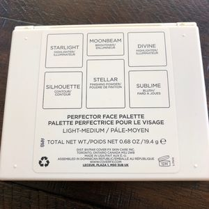 sephora Makeup - NEW! Cover Fx Perfector Face Palette